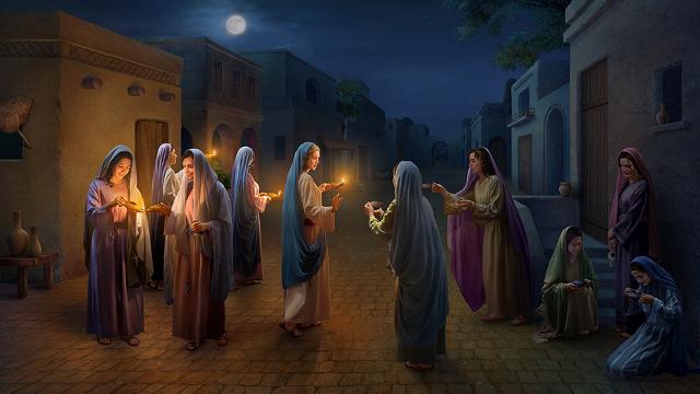 Il vangelo di oggi: in che modo le vergini sagge ascoltano la voce di Dio e accolgono il Signore?
