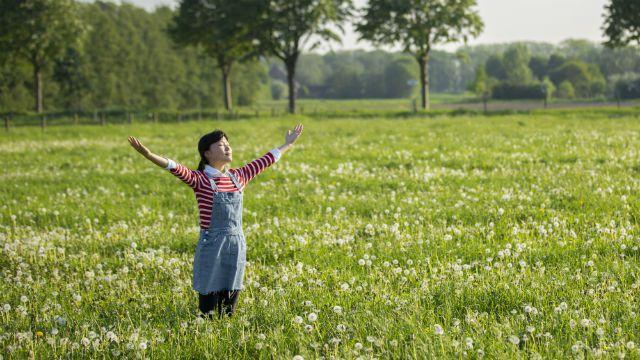 L'ambiente di vita fondamentale che Dio crea per l'umanità: l'aria