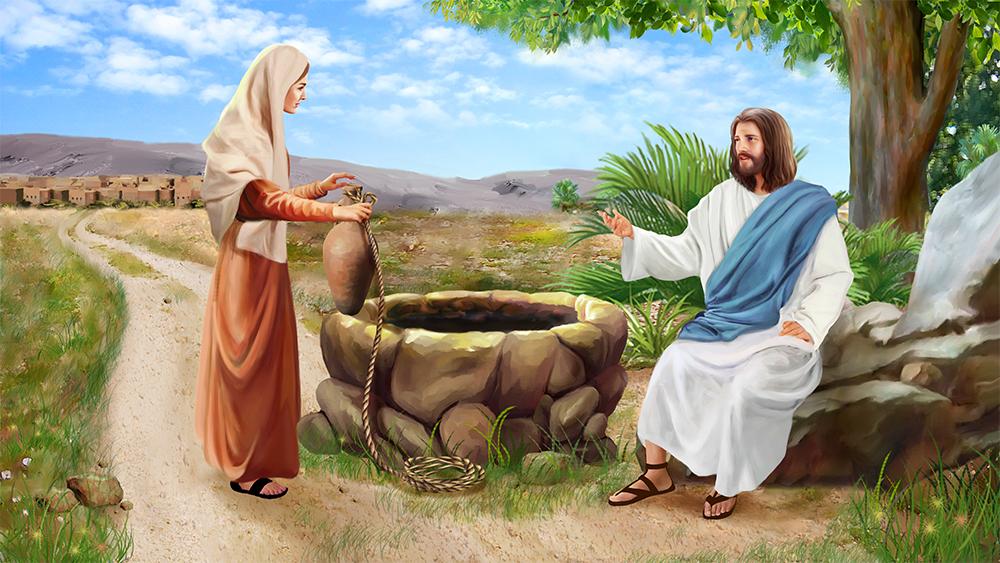 Vangelo del giorno: Gesù e la donna samaritana