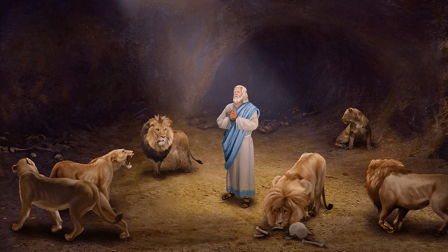 Storie della Bibbia: il profeta Daniele