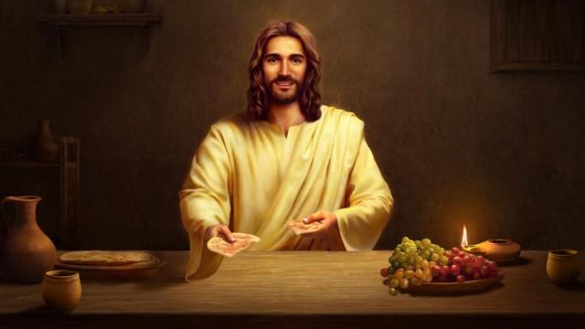 VIII. Gesù mangia il pane e spiega le Scritture dopo la resurrezione