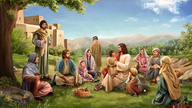 Perché Dio assume dei nomi, e un solo nome può rappresentare Dio nella sua interezza
