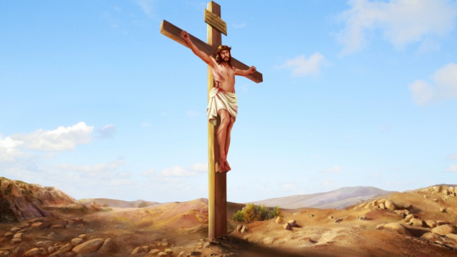 """A cosa si riferisce questa frase """"È compiuto"""" detta da Gesù in croce?"""