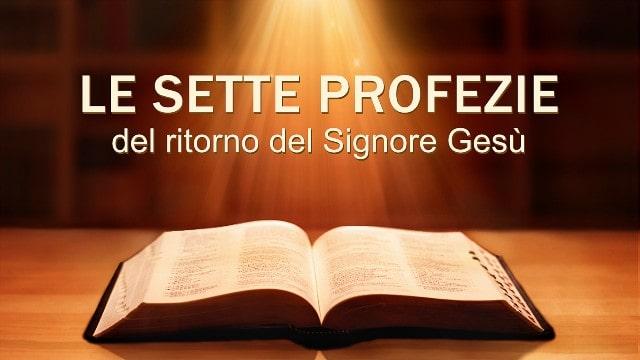 Ultimo messaggio di Gesù le sette profezie del ritorno del Signore Gesù