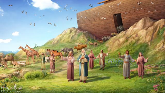 Che cosa comprende la grazia di Dio?