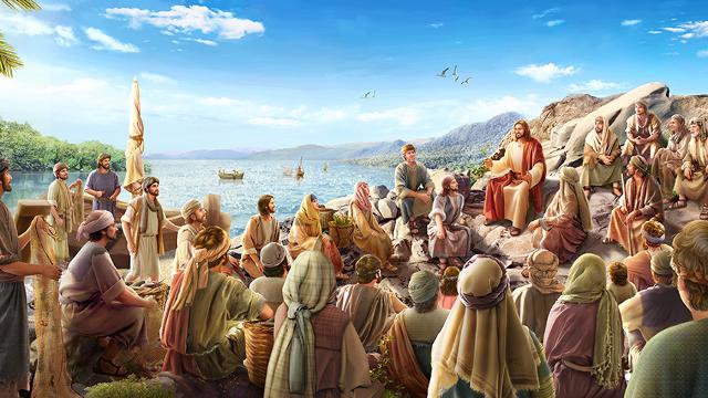 Il Signore Gesù Stesso profetizzò che Dio Si sarebbe incarnato negli ultimi giorni e che sarebbe apparso come il Figlio dell'uomo per operare.