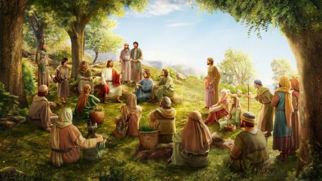 Il vangelo di oggi chi crede nel Figlio otterrà la vita eterna