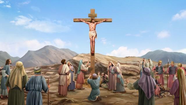 """Qual è il vero significato delle parole pronunciate dal Signore Gesù in croce """"È compiuto""""(I)"""