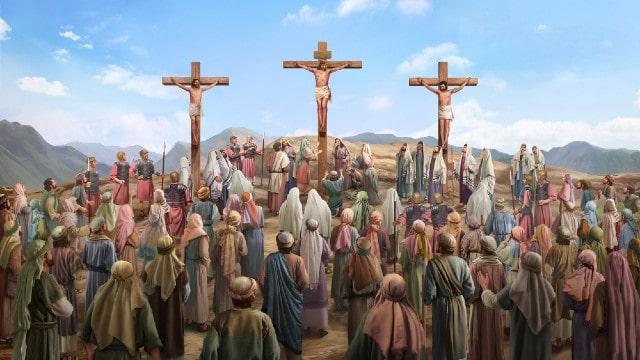 """Qual è il vero significato delle parole pronunciate dal Signore Gesù in croce """"È compiuto""""(II)"""