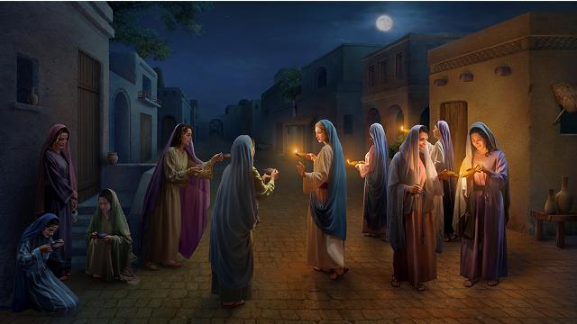 Predica di oggi: quali sono le vergini sagge?