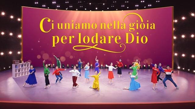 """Cantico evangelico – """"Ci uniamo nella gioia per lodare Dio"""" Alleluia, lode a Dio (Danza indiana)"""
