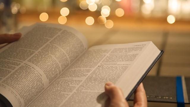 Lo stadio dell'amore: tutto nella Bibbia è la parola di Dio?