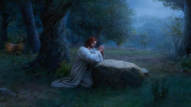 Storie della Bibbia: la preghiera di Gesù per discepoli