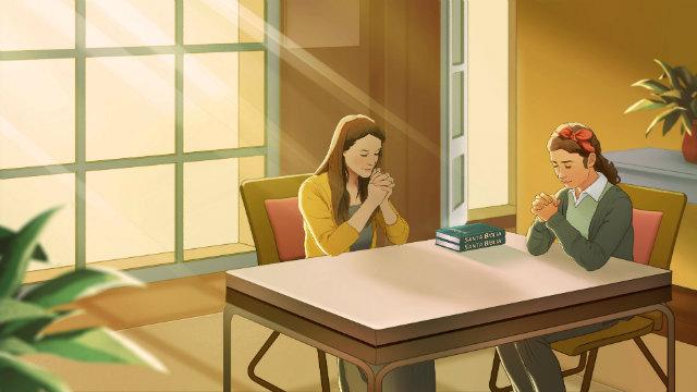 Preghiera di affidamento a Dio: ha trovato il segreto della preghiera!