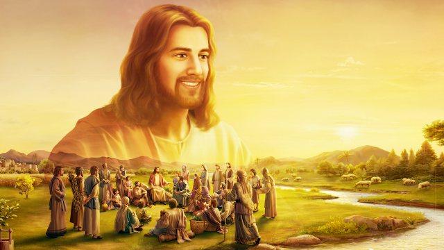 """Il vero significato della parola del Signore Gesù """"io sono nel Padre e che il Padre è in me"""""""