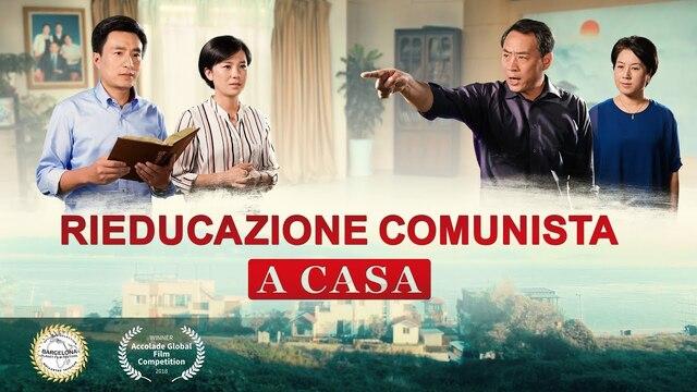 Film cristiano 2018 - Rieducazione comunista a casa I cristiani hanno deciso di seguire il Signore