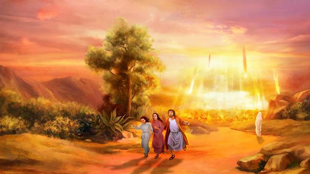La corruzione di Sodoma: rende furibondo l'uomo, manda in collera Dio