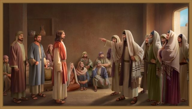 distinguere il vero Cristo dai falsi cristi