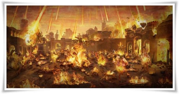 distruggere Sodoma
