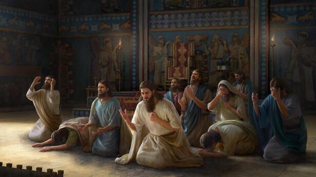 Il pentimento dei Niniviti