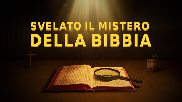 mistero della Bibbia