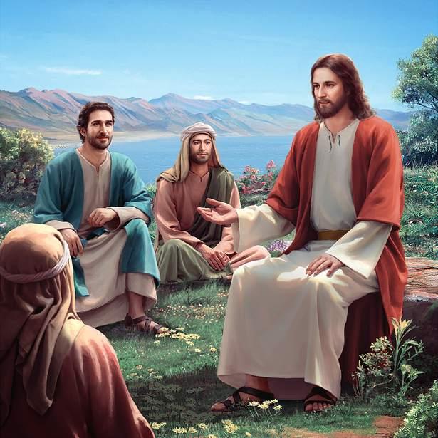 Gesù si chiama Cristo