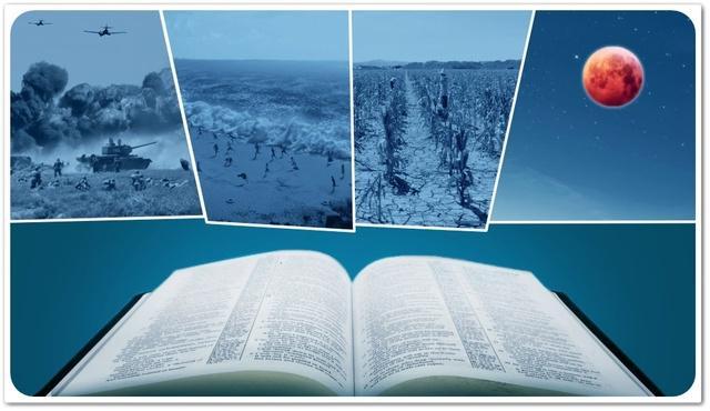 segni dell Apocalisse della Bibbia